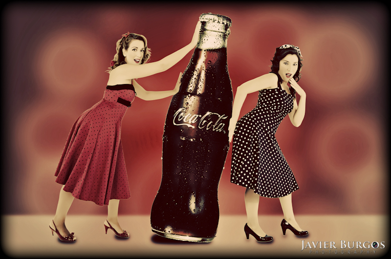 Pinup Style - Making Of Photoshoot