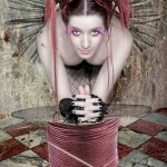 Circus Doll by Raquel Jaramago - InFashion Blogzine & Magazine