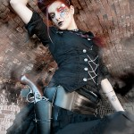 PostApocalypse World by Raquel Jaramago - InFashion Blogzine & Magazine