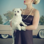 Back to the 50's by Heike Suhre