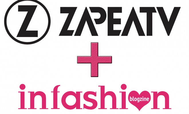 Zapea.TV mas InFashion